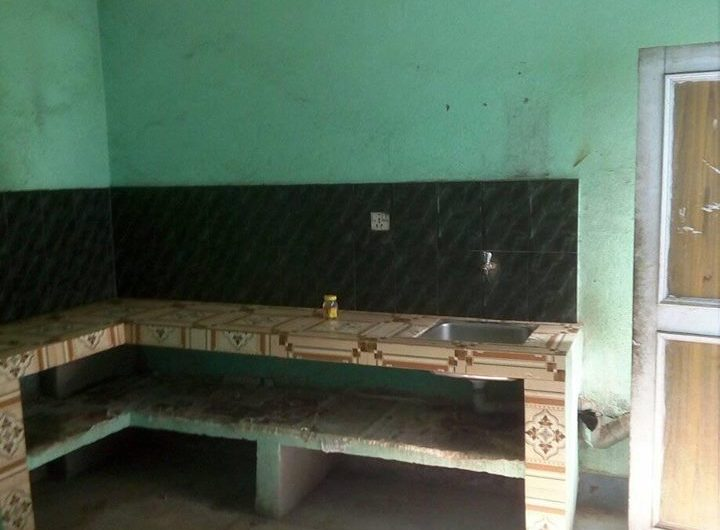 1 Room with Kitchen Available.
